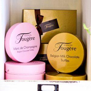 Belgium Chocolate Selection